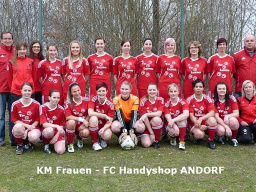 FCA-Ladies 2014-FC SGS industrial services ANDORF