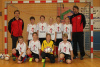 FCA Youngsters Hallencup 2014 - Mannschaftsfotos-U12 Union Michaelnbach-FC SGS industrial services ANDORF