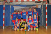 FCA Youngsters Hallencup 2014 - Mannschaftsfotos-U12 Union Schardenberg-FC SGS industrial services ANDORF