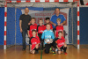 FCA Youngsters Hallencup 2014 - Mannschaftsfotos-U9 FCYA a-FC SGS industrial services ANDORF