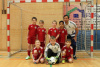 FCA Youngsters Hallencup 2014 - Mannschaftsfotos-U9 SV Ried-FC SGS industrial services ANDORF