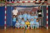FCA Youngsters Hallencup 2014 - Mannschaftsfotos-U8 Union Raab-FC SGS industrial services ANDORF