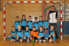 FCA Youngsters Hallencup 2014 - Mannschaftsfotos-U8 Union Schardenberg-FC SGS industrial services ANDORF