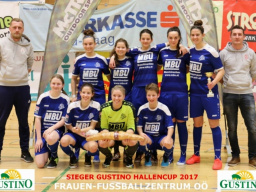 GUSTINO Hallencup 2017-FC SGS industrial services ANDORF