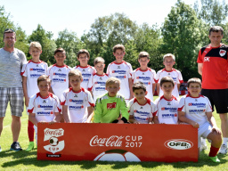 Youngsters U12 - CocaCola Cup OÖ 2017-FC DAXL Andorf