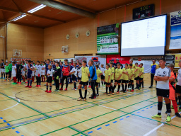 Youngsters Hallencup 2017-FC DAXL Andorf