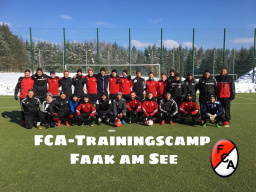 Wintercamp Faak am See-FC DAXL Andorf