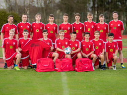 Youngsters U16 - Neue Trainingsbekleidung-FC SGS industrial services ANDORF